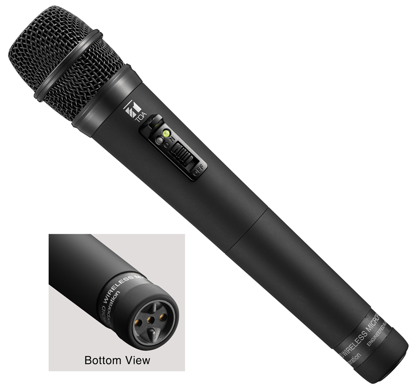 WM-5225 Wireless Microphone(Handheld)