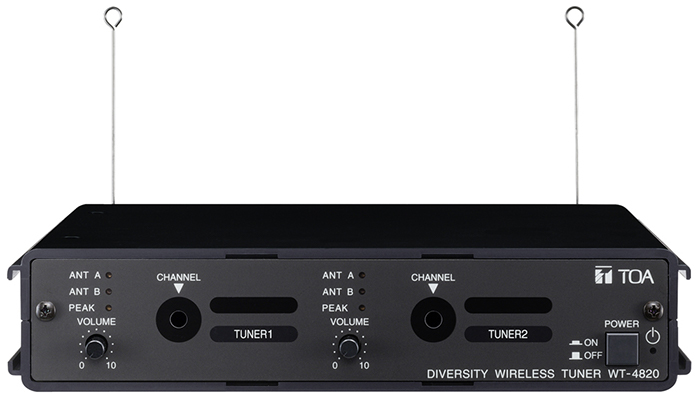 WT-4820 UHF Wireless Tuner