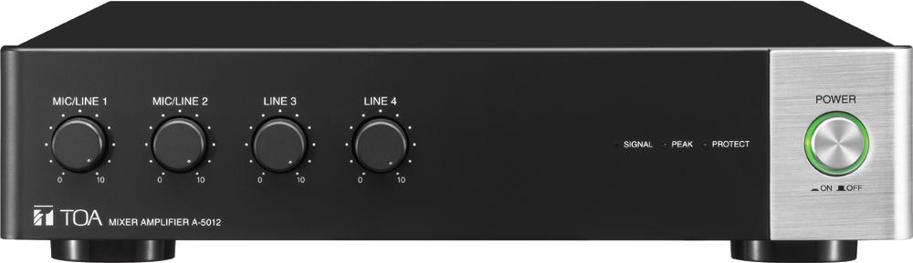 Tăng âm số liền Mixer 60W: A-5006