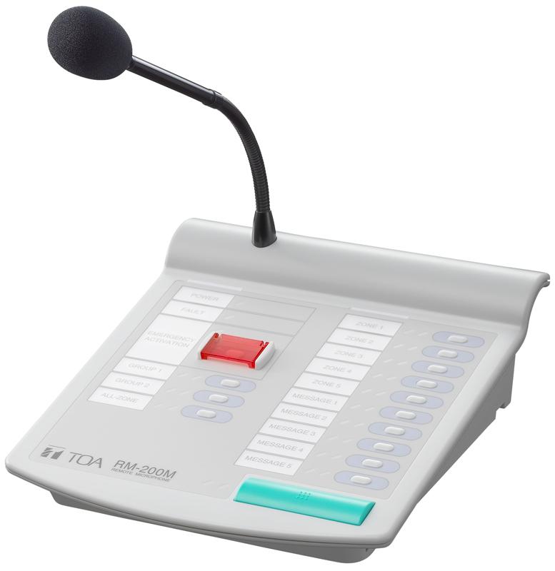 Micro Chọn Vùng Từ Xa: RM-200M