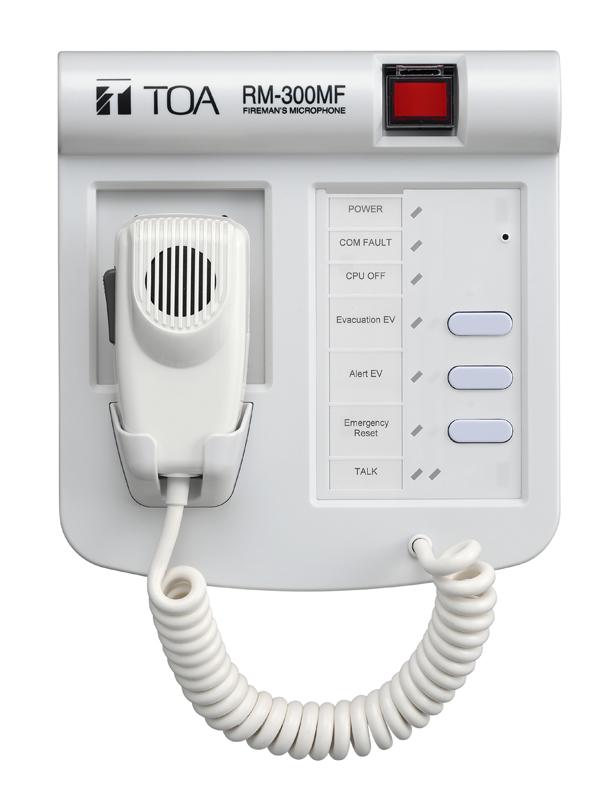 Micro Báo Cháy: RM-300MF
