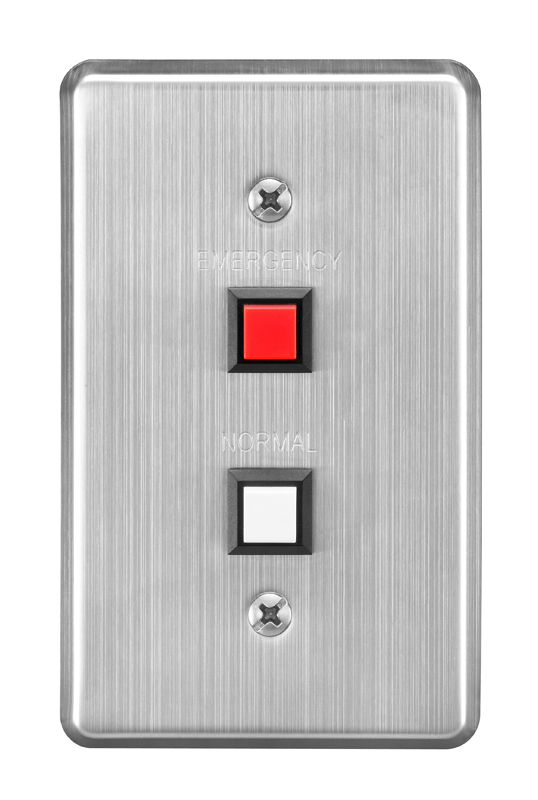 RS-144 IP Intercom Switch Panel