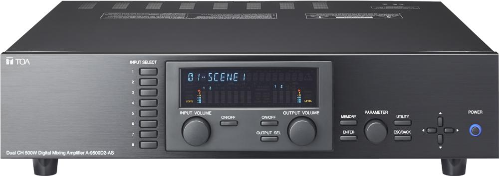 Tăng âm số liền Mixer đa kênh: A-9500D2