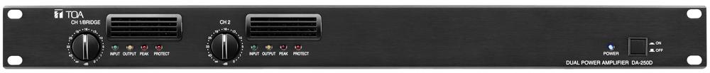 Tăng âm số 2 kênh công suất 2x250W: DA-250DH CE301
