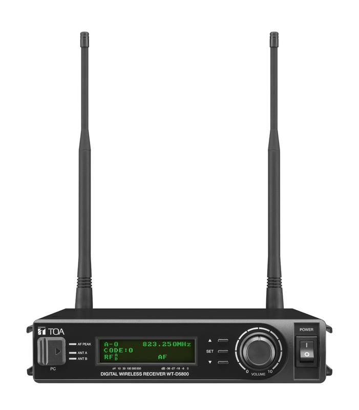 Khối thu không dây: WT-D5800