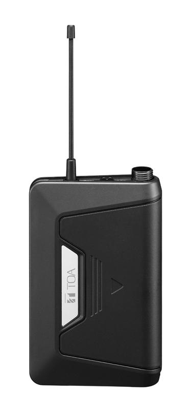 Micro không dây cài thắt lưng kỹ thuật số: WM-D5300