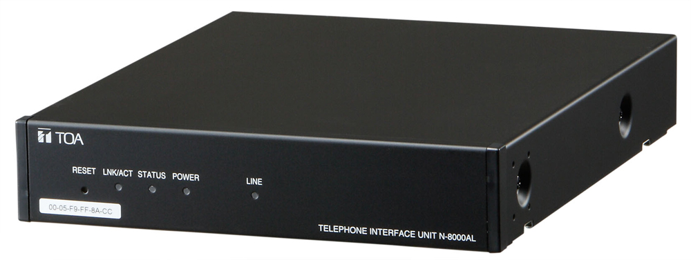 N-8000AL Telephone Interface Unit