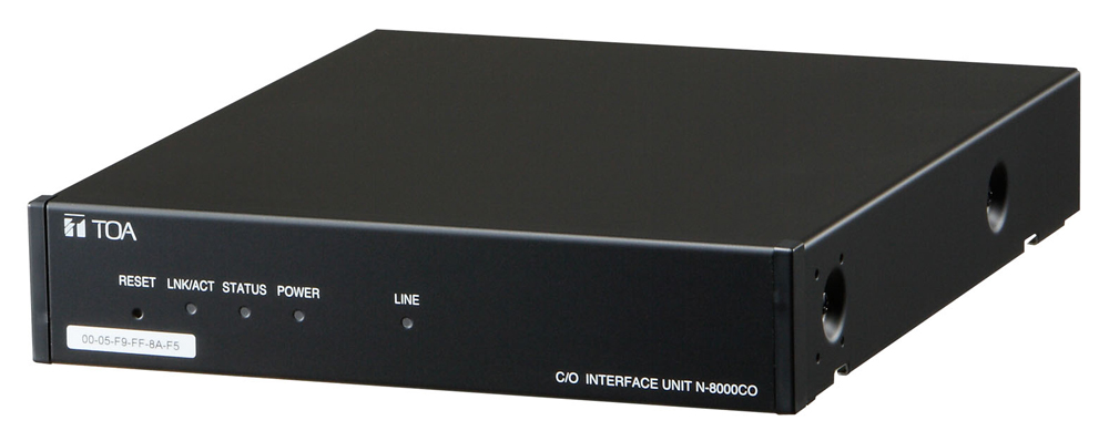 N-8000CO C/O Interface Unit